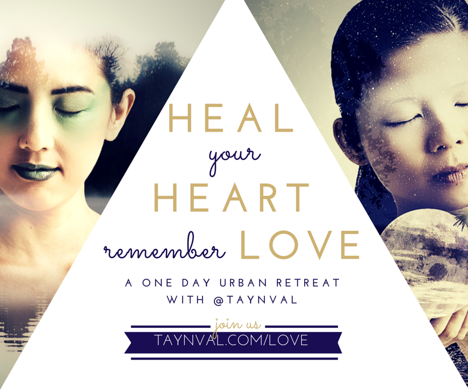 Heal Your Heart #rememberLOVE