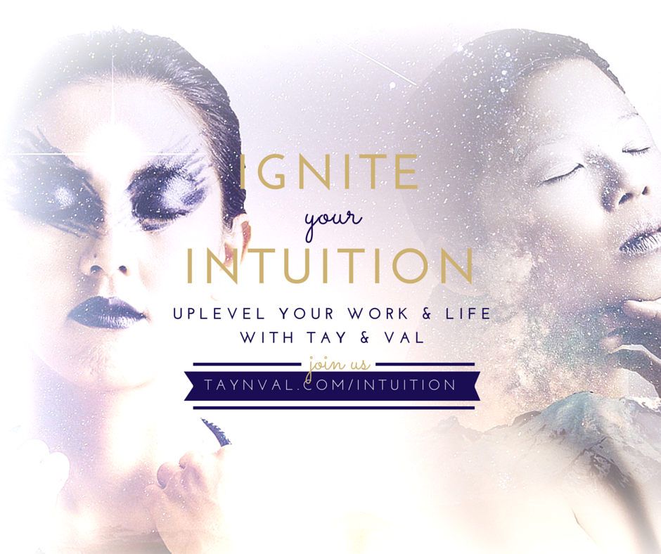 Ignite Your Intuition - Uplevel Your Work & Life